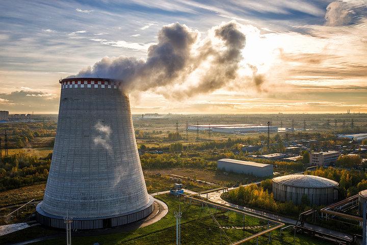 ТГК-1: Южная ТЭЦ, Санкт-Петербург © http://www....